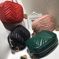Luxury Messenger Bags Women Bags Designer Famous Brands Female Shoulder Crossbody Bags Sheepskin Leather Ladies Bags