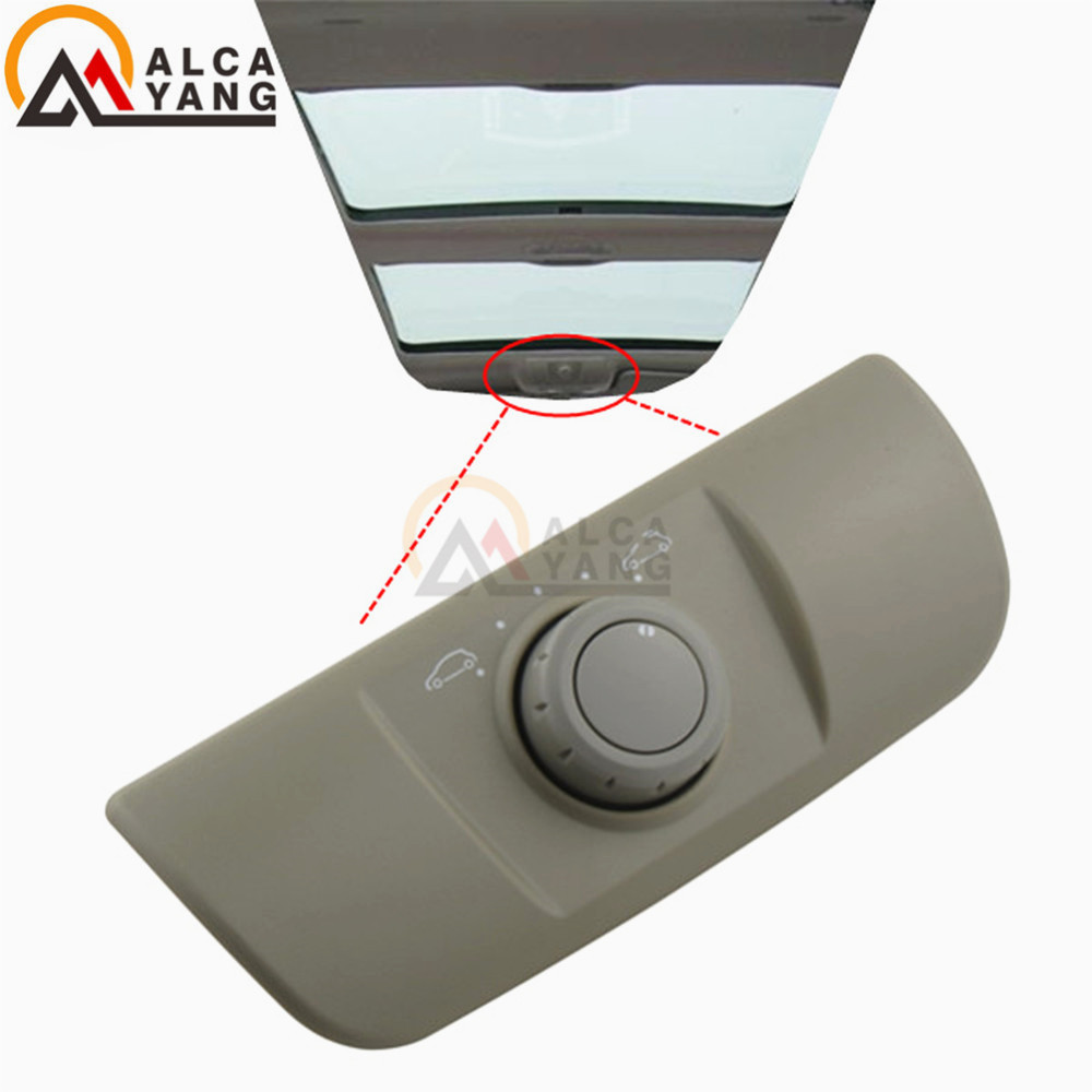 Sunroof Window Control Switch 8200119893 For Renault Megane Scenic Laguna MK2