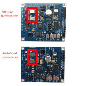 Image 2 - Lusya AK4137 Raspberry Pi IIS DAC Decoder Board Digital Network Player Support I2S 32bit 384K DSD256 G8 003