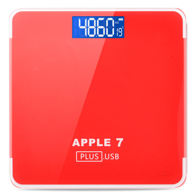 Electronic Weighing Scale Home Adult Health Accurate Body Weight Weighing Floor Diet Digital Scales Household Bathrooms 180KG