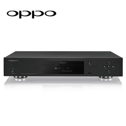 OPPO UDP-203 4K UHD/HDR 3D HD Ultra Blu-ray Disc Player USB3.0 DVD Player China version 110V/220V) oppo digital bdp 103d 4k upscaling 3d universal blu ray player dvd usb hd disk player multi region code china version 220v