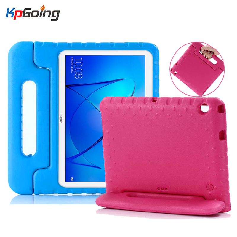 For Huawei MediaPad T3 10 Case Kids EVA Foam Hand-held Shockproof Full Body Cover For Huawei T3 9.6 AGS-L09 AGS-L03 AGS-W09