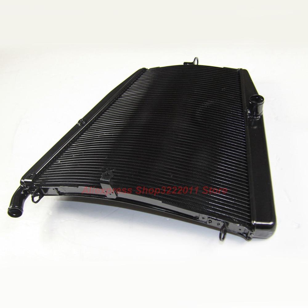 Мотоцикл радиатор для Honda CBR1000RR 2006 2007 Воды Алюминиевые кулер комплект охлаждения