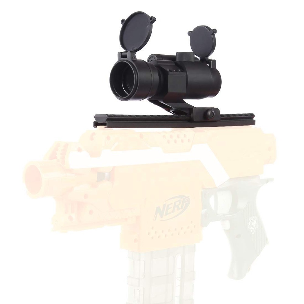 Image 5 - 1X30 Red&Green Dot Optics M2 Holographic Sight RiflescopeAiming Scope Collimating Rifle Scope Hunting Accessory-in Riflescopes from Sports & Entertainment