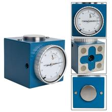 """Magnetic Z Axis Tool Dial Zero Pre Setter .001"""" Gage Offset CNC Metric Range 0 2mm or inch size 0 0.1"""""""