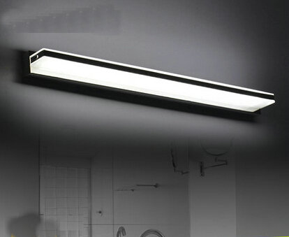 10w led waterproof wall lamp 62cm bathroom mirror vanity lights fixture minimalist ac110 240v wall affordable contemporary vanity lights