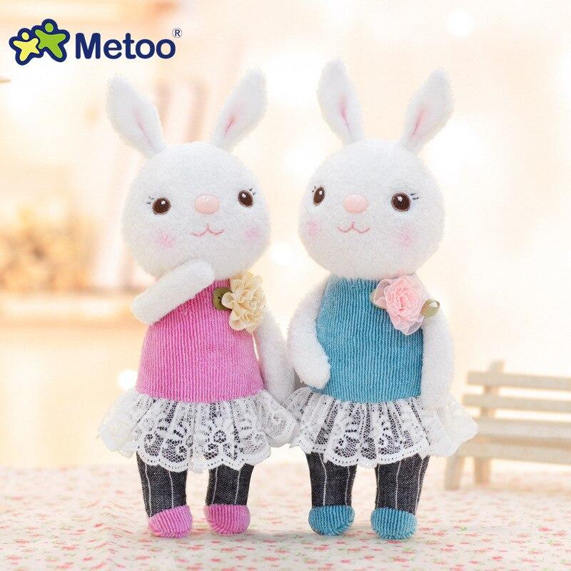 Angela kanin dockor Metoo 35cm baby plysch leksak docka söt söt - Dockor och gosedjur - Foto 2