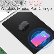 JAKCOM MC2 Wireless Mouse Pad Charger Hot sale in Chargers as pilhas recarregaveis dodocool carregador de pilhas(China)