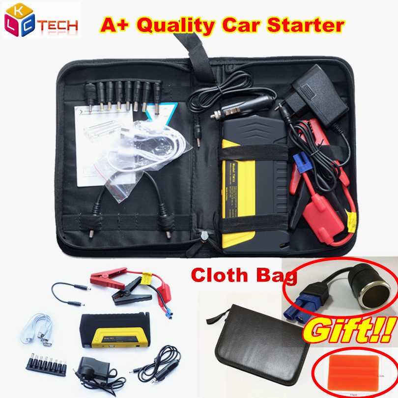 Us 28 25 30 Off Best Quality 12v Portable Mini Car Jump Starter Booster Power Bank Mobile Phone Laptop Car Emergency Auto Battery Boost Charger In