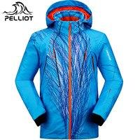 2016 Brand Winter Jacket Men Ski Jacket Waterproof Super Warm Snowboard Jacket Skiing Snowboarding Snow Coats