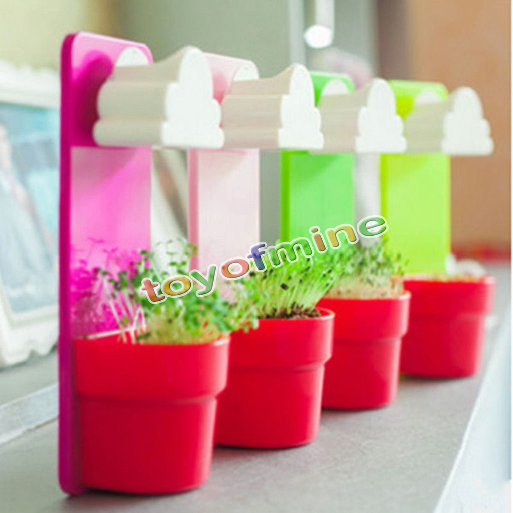 online shop creative cloud hanging plant flower pot planter home