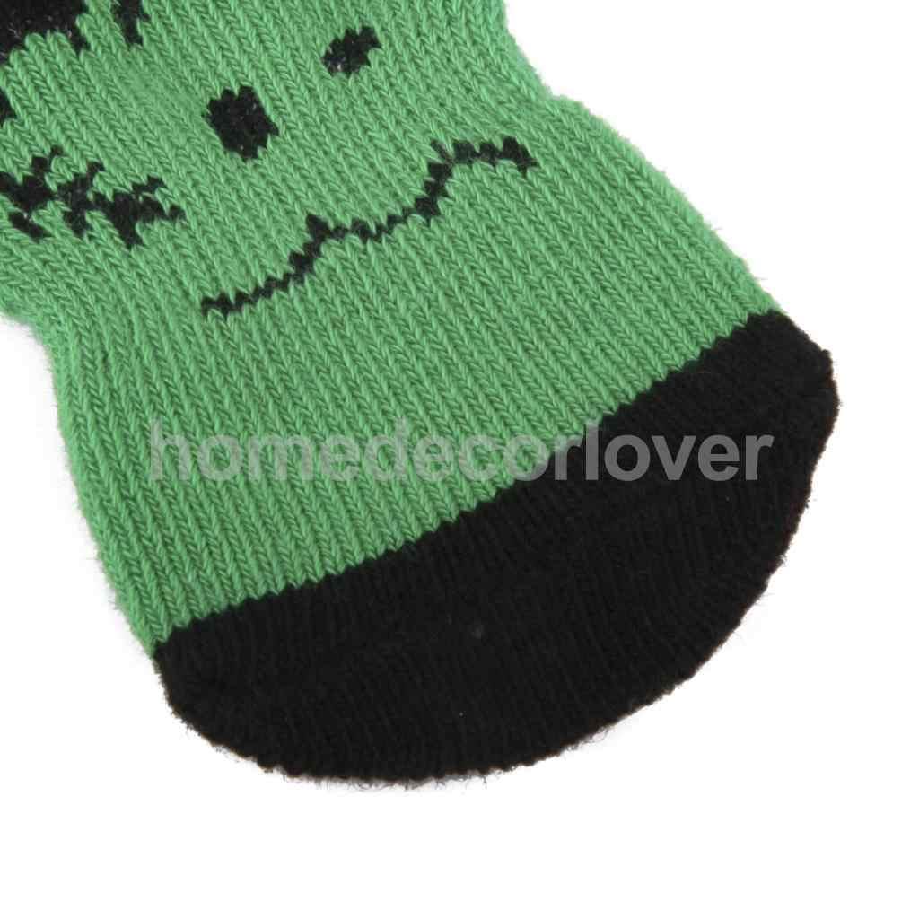 น่ารักสัตว์เลี้ยงสุนัข Puppy CAT รองเท้ารองเท้าแตะถุงเท้า PAW พิมพ์