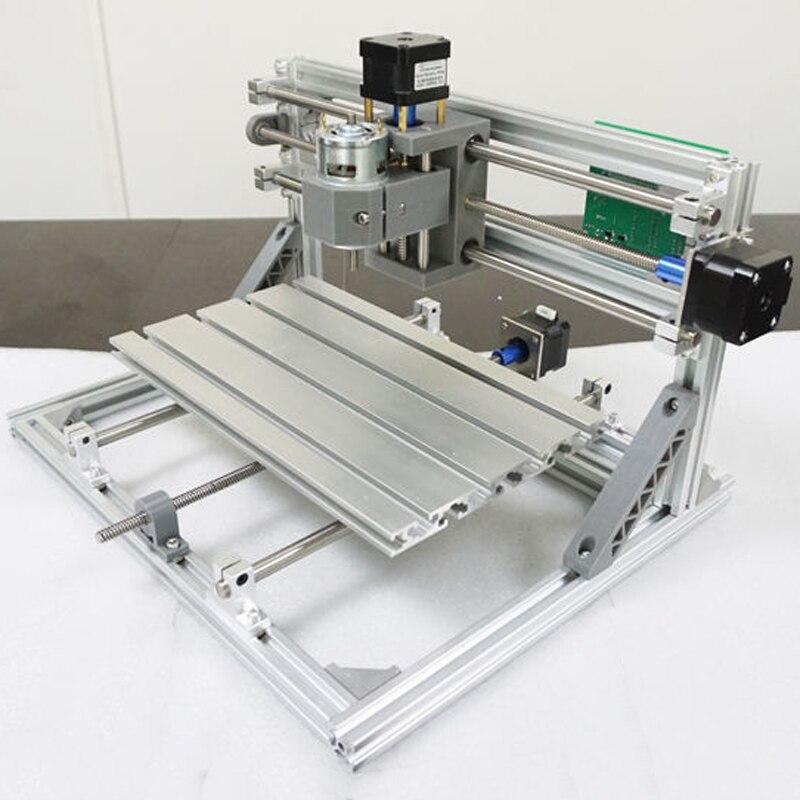 CNC 3018 gravure Laser avec ER11, bricolage Mini CNC Machine de gravure, Pcb PVC fraiseuse, routeur en bois