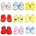 Sapatos de Bebê bonito Da Criança Meninas Meninos Sapatos Adorável Crianças Recém-nascidas Primeiro Walker Sapato Tenis Infantil Bebes Bebê Mocassins -- BS14 PT15