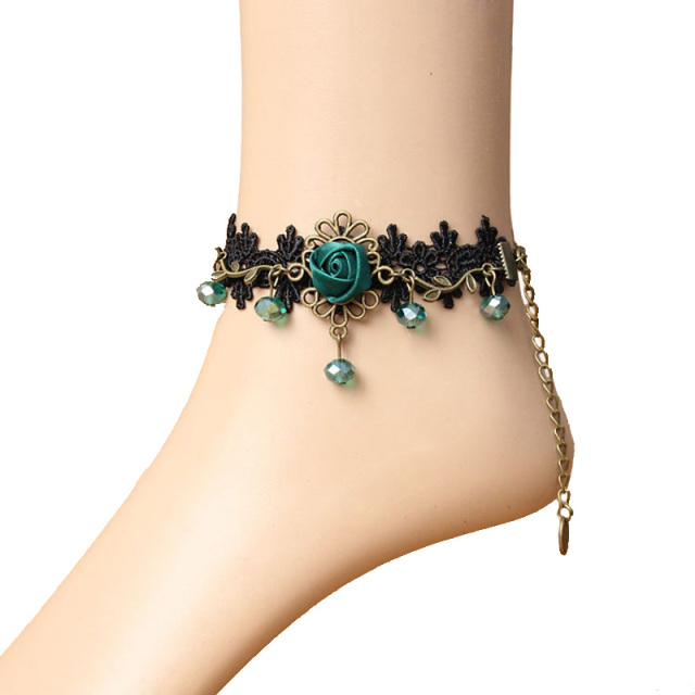 for womens women styles pearl beads and life designs simple men at with crystal anklet anklets articles
