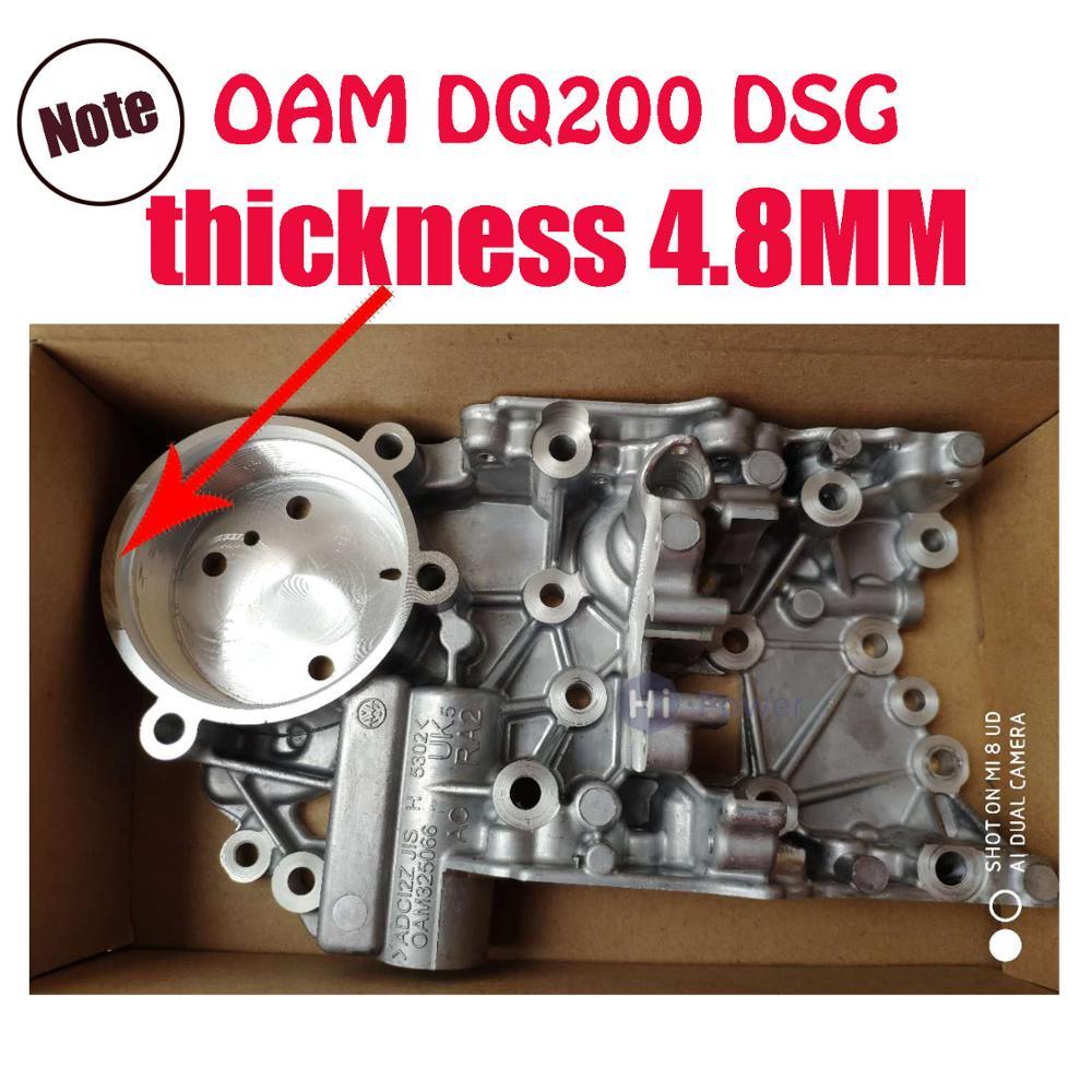 HOT 4 8MM DQ200 DSG 0AM OAM Transmission Accumulator Housing 0AM325066AC  for Audi V W 0AM325066C
