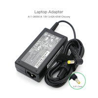 19V 3.42A 65W 5.5*1.7mm Chicony AC Adapter for ACER Gateway MS2285 MS2274 NV78 CPA09 A065N1 A065R035L A11 065N1A Laptop Charger