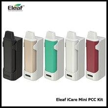Оригинальный eleaf Икар мини-pcc все-в-одном 1.3 мл 320 мАч Ёмкость крошечные электронные сигареты VAPE комплект VS eleaf Икар Solo эго AIO