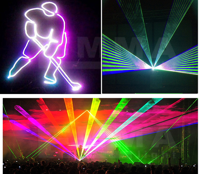 dj light withbackground lights pro laser products technical led