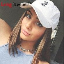 Long Keeper Hot Cap Women Hat Men Drake 6 God Pray Cap Female Male 2017 Brand Baseball Cap Black White Snapback Street Hip Hop