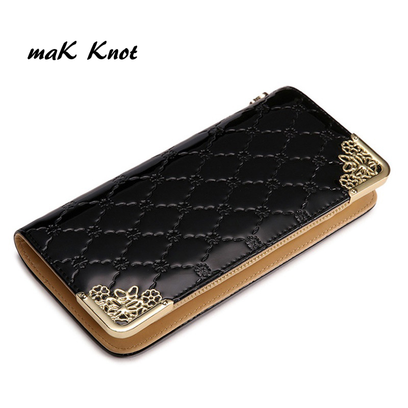 Women Wallets Genuine Leather Wallet Female Purse Long Coin Purses Holders Ladies Wallet Hasp Fashion Womens Wallets And Purses vintage card holders women wallet clutch wallet womens wallets and purses leather purse for the girls coin purse carteras mujer
