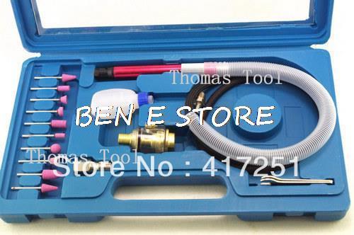1/8'' Air Micro Grinder Air Micro Pencil With Box 56000 RPM 90PSI sht 265 micro air grinder