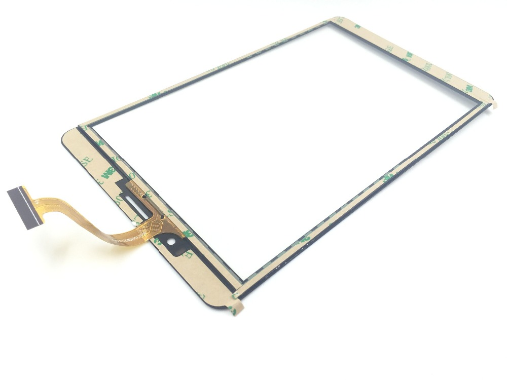 New TEXET TM-7859 X-pad NAVI 8.2 3G Tablet Touch Screen Touch Panel glass sensor Digitizer Replacement Free Shipping free film new touch screen digitizer for 7 texet tm 7096 x pad navi 7 3 3g tm 7849 tablet panel glass sensor replacement