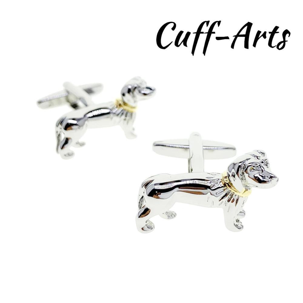 Cufflinks For Men Sausage Dog Dachshund Cufflinks Gifts For Men Bouton De Manche Gemelos Gemelli Spinki By Cuffarts C10422