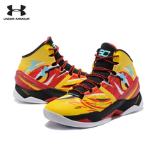 d12d8d52429 UNDER ARMOUR Men s UA Curry 30 V2 Signature Sport Basketball Sneakers  Chinese Elements Color High Quality