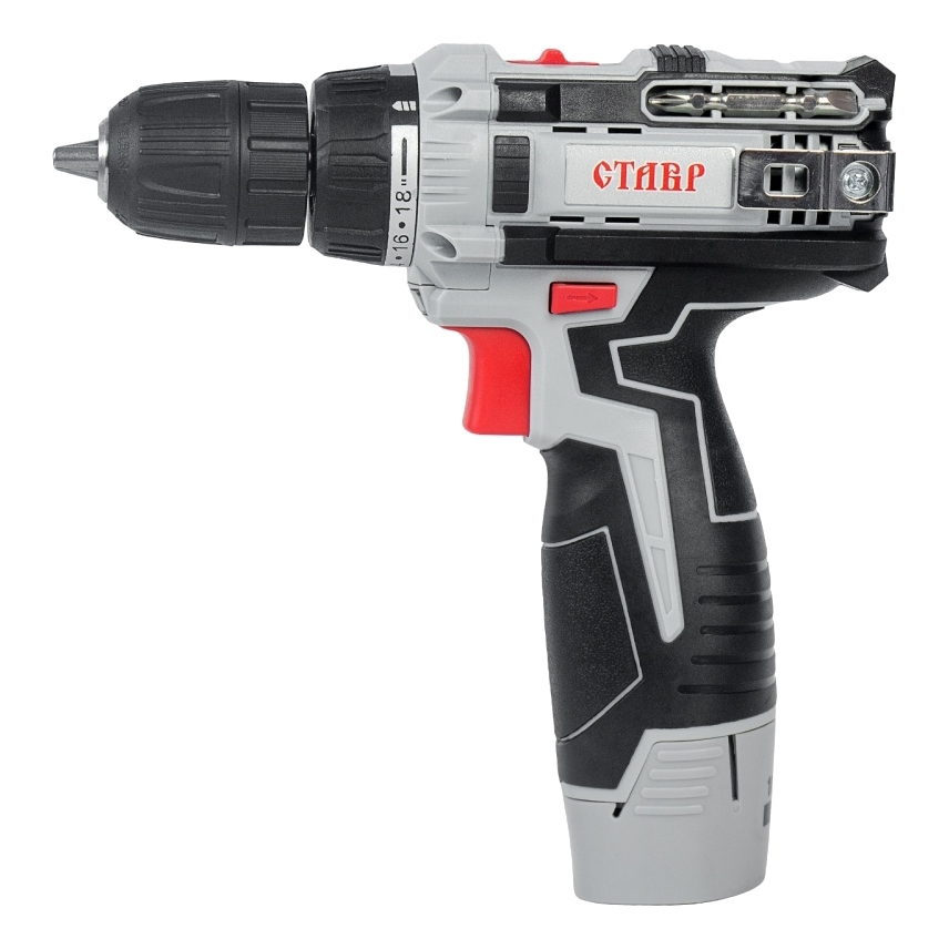 Drill driver battery Stavr YES-108 2lm