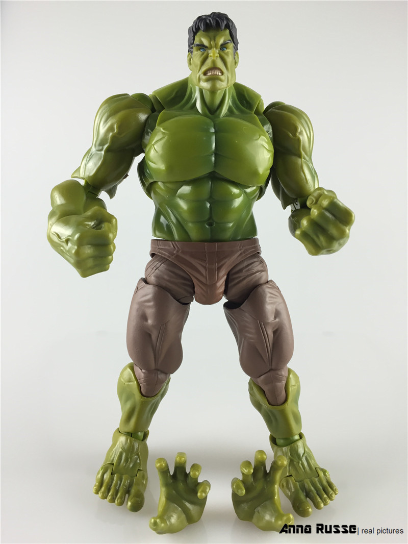 The Avengers Hulk Figma 271 1/7 Scale Painted Figurine Brinquedos PVC Action Figure Juguetes Collectible Model Kids Toys 16cm gonlei avengers hulk figma 271 pvc action figure collectible model toy 19cm kids toys