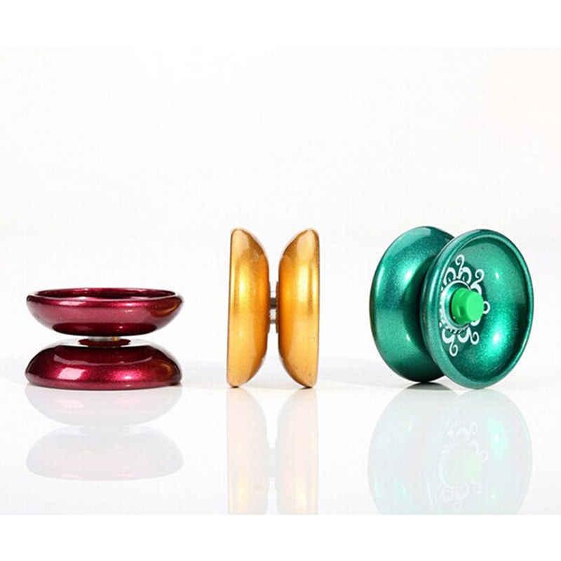 ZTOYL Yoyo ของเล่นสีสุ่มความเร็วสูงมืออาชีพ YOYO ลูกแบริ่งสตริง Trick Yo-Yo เด็ก Magic การเล่นกลของเล่น