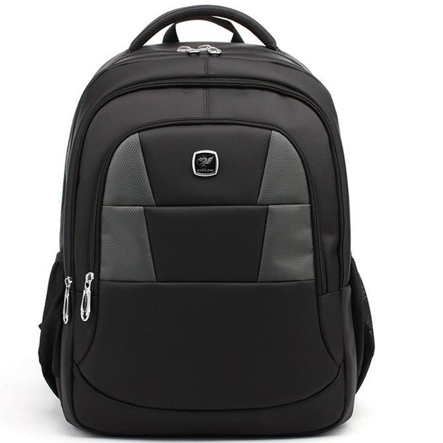 Waterproof Laptop Backpacks Nylon Business and Leisure Travel ...
