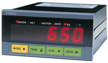 PT650D+4-20ma analog output weighing display controller