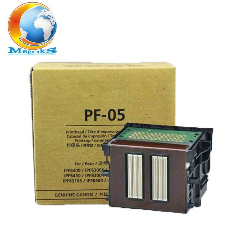 PF-05 PF 05 PF05 Printhead For Canon IPF 6300 6350 6410 6460 8300 8310 8410 9410 8400 Printer Head new pf 05 pf 05 reset printhead for canon ipf6300 ipf 6350 6400 6450 6460 ipf8300 8300s 8400 9400 print head resetter