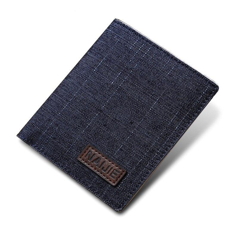 designer wallet sale n2ta  New 2017 Hot Sale Fashion Men Canvas Wallets Short Design Vertical Wallet  Male Thin Purses Card
