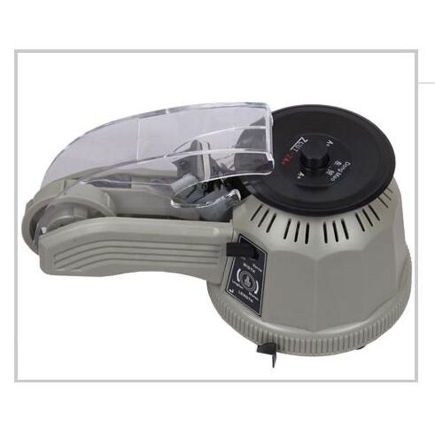 1PC 110/220V automatic adhesive tape dispenser carousel cutting machine ZCUT-2 Disc tape machine handif zcut 870 automatic adhesive tape dispenser sellotape tape dispenser