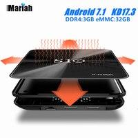 R TV BOX S10 S912 Android 7 1 Smart TV Box Octa Core BT 4 1
