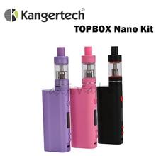 เดิมKanger TopboxนาโนปรับปรุงSuboxนาโนชุดเริ่มต้นบุหรี่อิเล็กทรอนิกส์สมัยกล่องที่มีKangertech Toptankนาโน