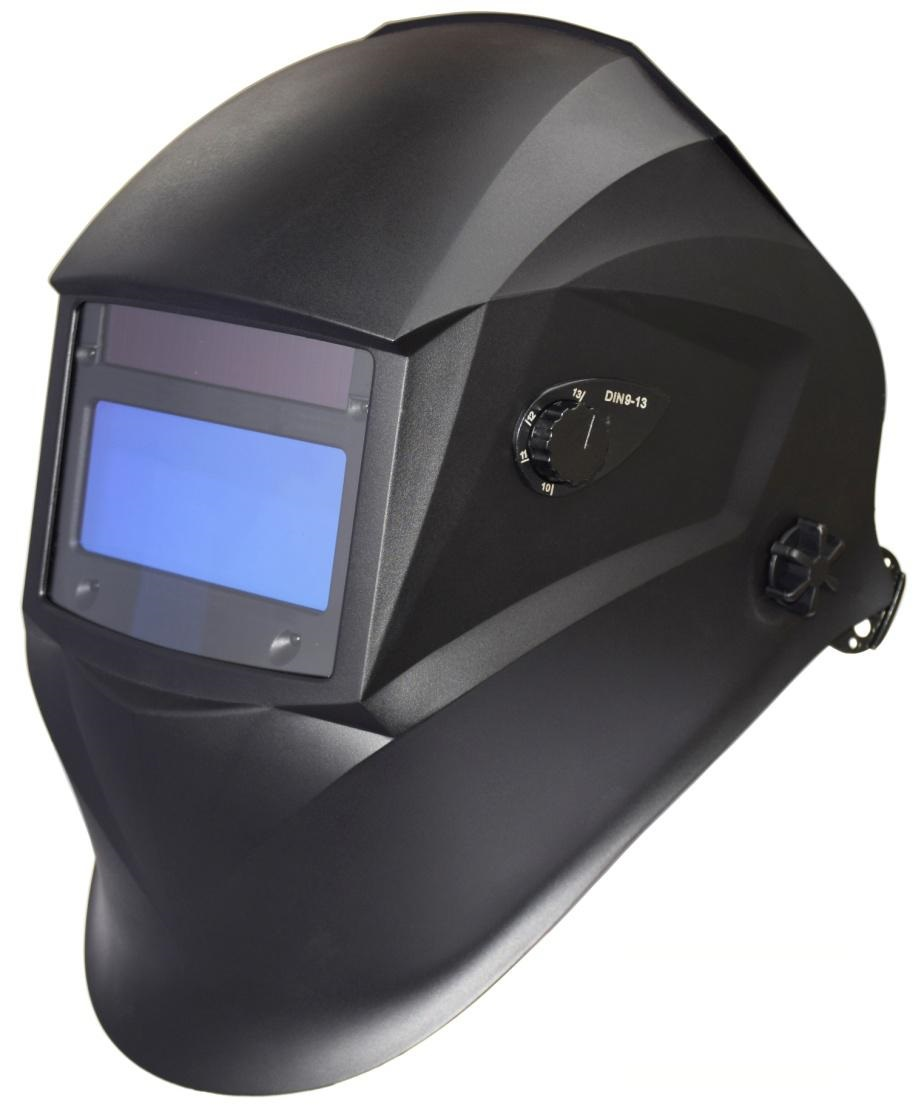 Welding Helmet Professional Mask Solar Auto Darkening 98*43mm MIG TIG MMA Plasma Grinding 4 Sensors Optical 1211 CE ANSI CSA new welding cart trolley welder storage bench mig tig arc mma plasma cutter