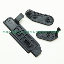 NEW USB/HDMI DC IN/VIDEO OUT Rubber Door Cover For Canon EOS 80D Digital Camera Repair Part