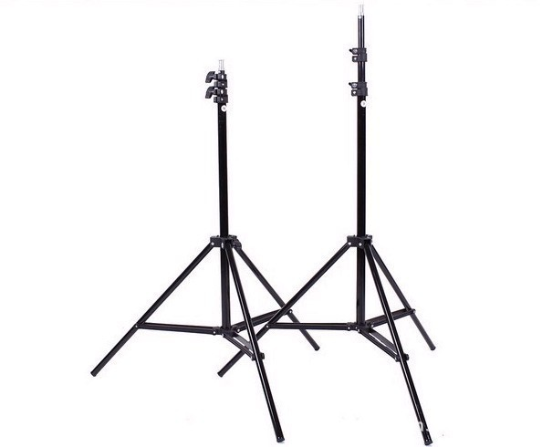190cm 6ft Photography Studio Lighting Photo Light Stand Tripod For