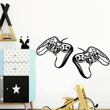 3D games Waterproof Wall Stickers Art Decor For Childrens Room Decal Home