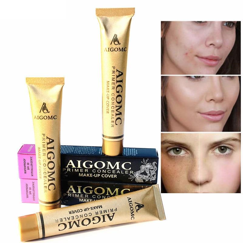 14 Colors Professional Makeup Base Waterproof Concealer Base Cream Long Lasting Easy To Wear Foundation Concealer Makeup TSLM1