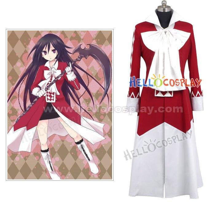 Pandora Hearts Alice Costume H008