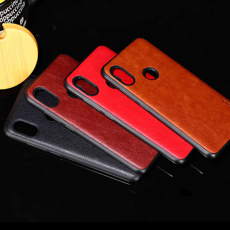 PU Leather skin case for Xiaomi Redmi 4X Note 4 4X Pocophone F1 Note 5A Prime TPU coque fundas for Redmi Note 5 6 pro 5 plus