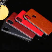 PU Leather skin case for Xiaomi Redmi 4X Note 4 4X Pocophone F1 Note 5