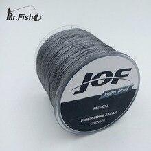 Mr Fish 4 Strands 100M Brand 100 PE Material Multifilament PE Braided font b Fishing b