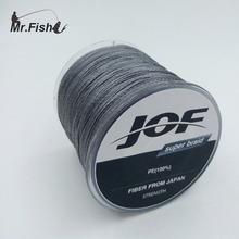 Mr. Fish 4 Strands 100M Brand 100% PE Material Multifilament PE Braided Fishing Line Super Strong 10/20/30/40/60/80/100LB