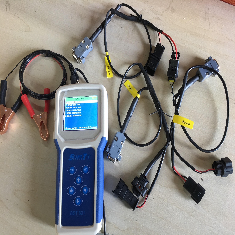 BSTCR50 Common Rail Pressure Tester And Simulator